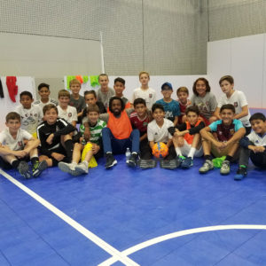 Soccer Hub Birthday Party