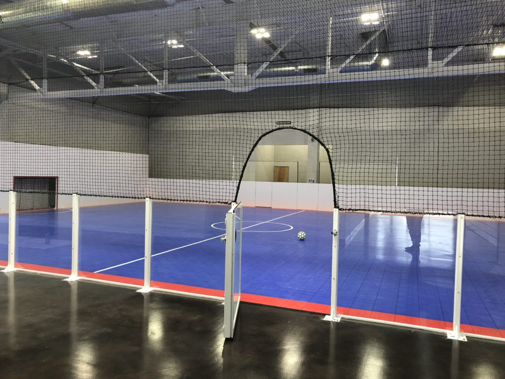 Futsal Soccer Indoor Facility